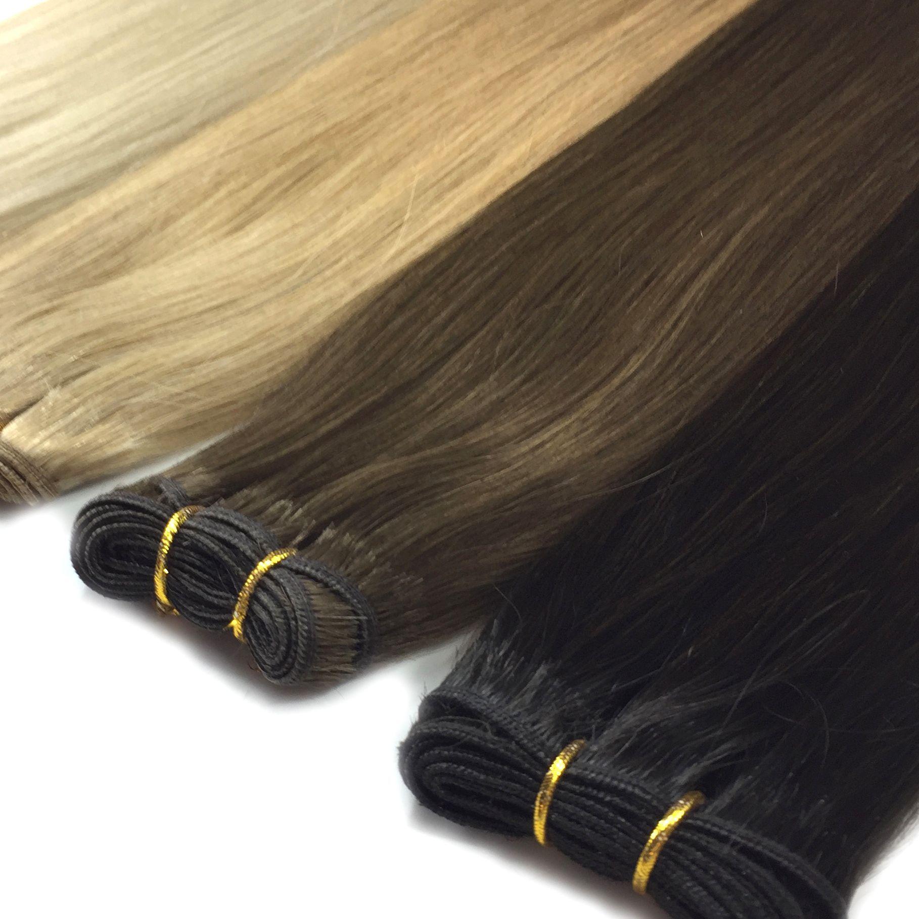 La Weave At Crowncouture La Weave Hair Extensions Edinburgh