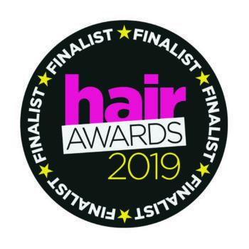 2019 Hair Awards finalist logo