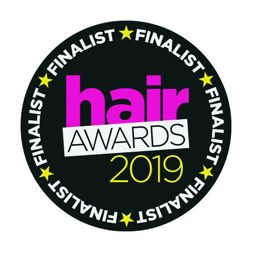 2019 Hair Awards finalist logo