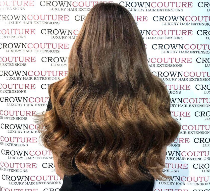 INVISILOCKS hair extensions