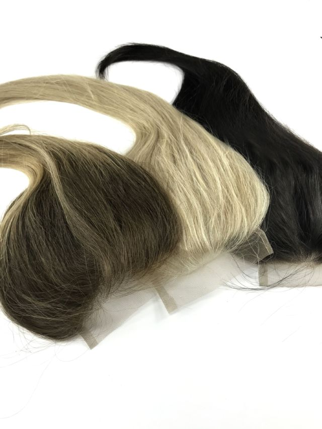 closures, frontals, hair replacement products CROWNCOUTURE